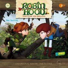 ROBIN HOOD: SCHLITZOHR VON SHERWOOD - 10: DER TROTTEL/+   CD NEU