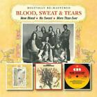 New Blood/No Sweat/More Than Ever von Sweat & Tears Blood (2012)