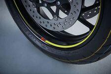 Genuine Suzuki GSX-S1000 Wheel Rim Tape Strip Decal Sticker 990D0-WHL02-YEL