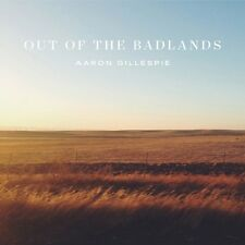 Aaron Gillespie - Out Of The Badlands [New CD] Digipack Packaging