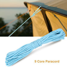 Glow in the Dark Paracord 21 Strand 550 Luminous Paracord Parachute Rope Cord