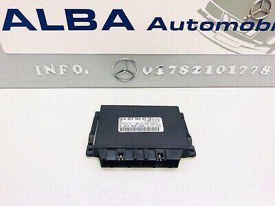 Orig Mercedes CLK W209 CL203 W203 Mopf Steuergerät Parktronic PTS A2035454932
