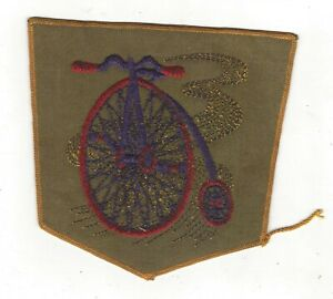 Vintage-High-Wheeler-Bycycle-patch-or-a-Penny-Farthing-Patch
