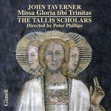 John Taverner: Missa Gloria Tibi Trinitas [2013 Recording] (CD, Nov-2013,...