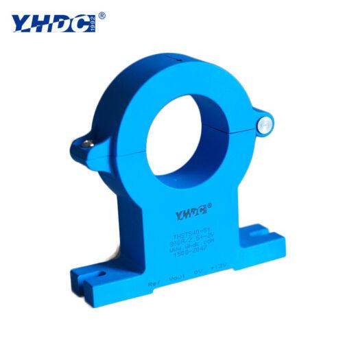 YHDC HST40 Hall Split Core Current Sensor Input 2000A Output 4V Blue