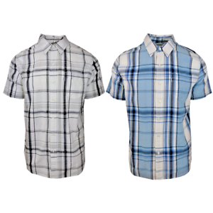 Levi-039-s-Men-039-s-Plaid-S-S-Woven-Shirt-Retail-54-50