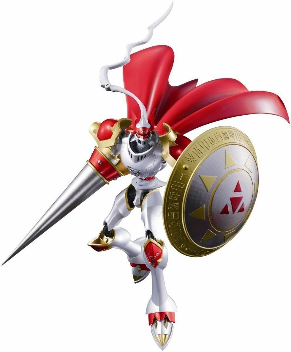 D-Arts Digimon DUKEMON Action Figure BANDAI TAMASHII NATIONS NEW from Japan