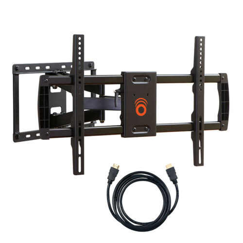 "Plasma TVs LCD ECHOGEAR Full Motion Articulating TV Wall Mount for 37-70/"" LED"