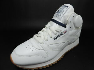 Reebok-Classic-Leather-059503-813-Mens-Basketball-Sneaker-Shoes-White-Blue-Gum