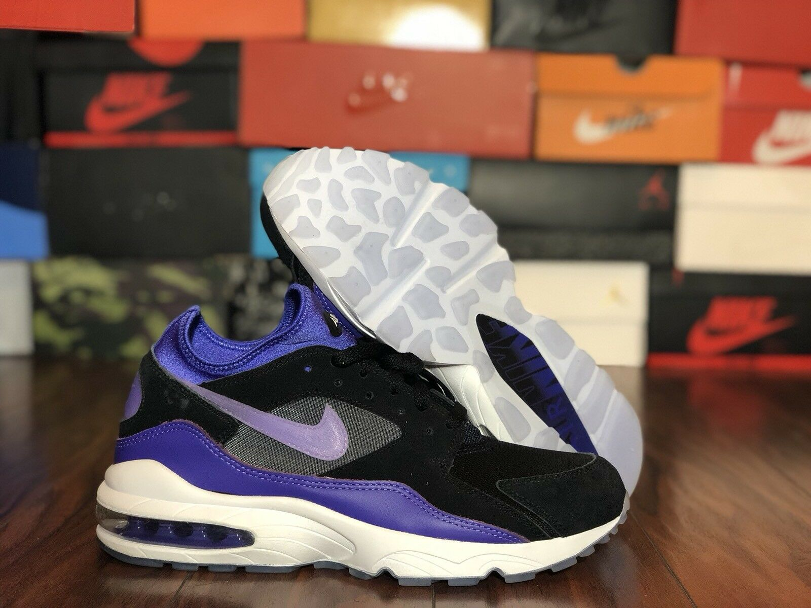 "Nike Air Max 93 iD "" Air Max Day 3.26 "" Size 8.5 [ AR5336 993 ]"