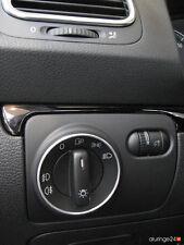 SKODA Citigo 1S Fabia 5J NJ Octavia 1U 5E Rapid NH Aluring Alu Lichtschalter VRS