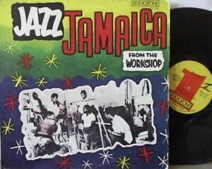 JAZZ JAMAICA - From The Workshop ~ VINYL LP US PRESS
