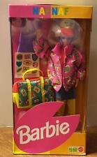 Barbie NAFNAF 1993 Mattel Barbie Doll Brand New In Box Never Opened