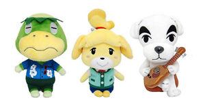 Real Set of 3 Animal Crossing Stuffed Plush Doll - Kappn ...