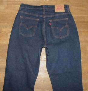elastische-584-LEVI-S-Damen-JEANS-Schlag-LEVIS-in-dkl-blau-ca-W33-034-L30-034