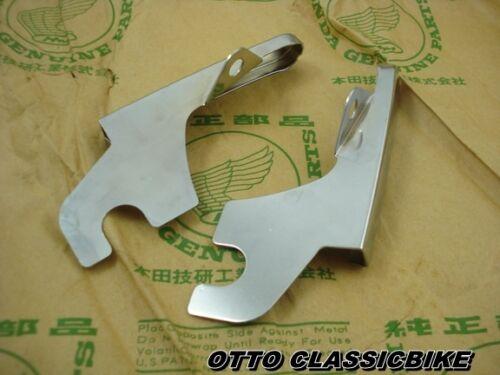 HONDA Superhawk 250 305 CB72 CB77 CP77 FENDER MUD FLAP STAY //// JAPAN ////