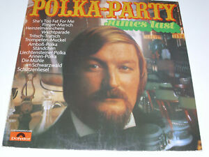 JAMES-LAST-Polka-Party-1971-GERMANY-LP-CLUB-EDITION