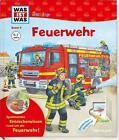Was ist was Junior: Feuerwehr von Christina Braun (2016, Klappenbroschur)