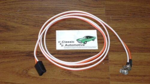 Dome Lamp Wiring Harness  Made in USA Center Roof 67-69 Camaro Firebird Socket