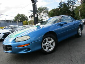 1999 Chevrolet Camaro COUPE ~ Trade In Special ~ Low Kms ~ 112,000Kms !!