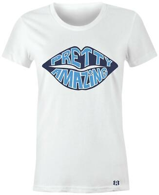 "/""Pretty Amazing Lips/"" Women//Juniors T-Shirt to Match Retro 13 Low /""Chutney/"""