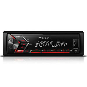 Pioneer-MVH-S200DAB-CD-USB-DAB-Radio-Aux-In-iPod-iPhone-Android-Car-Stereos