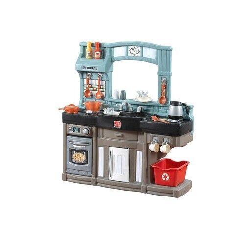 Kitchen Playset Step2 Best Chefs Pretend Play Set Cooking Children Toddler  Kids