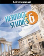 Heritage studies 6 activity manual answer key 3rd edition, bob.