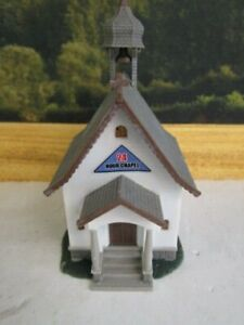 MODEL-POWER-HO-Gauge-24-hr-Chapel-Supplied-with-Light-No-776