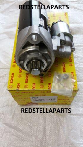 BOSCH STARTER MOTOR PORSCHE CAYENNE 4.8 GTS 4806ccm 0001125057  94860420601