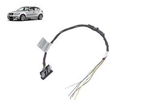 Bmw-1-Series-E87-Drivers-side-rear-tail-light-plug-wiring-loom-2004-2007