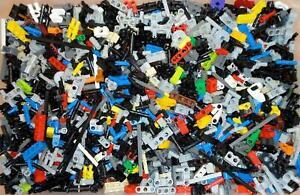 500-Lego-Technic-Mindstorms-Small-Parts-amp-Pieces-Lot-Pins-Axles-Rods-Connectors