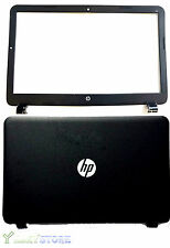 "New HP 15G 15R 15-G040CA 15.6"" LCD Back Cover & Front Bezel Cover 749641-001 US"