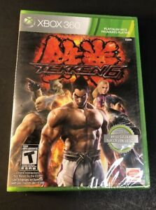 Tekken 6 Xbox One Compatible Xbox 360 New 722674210263 Ebay