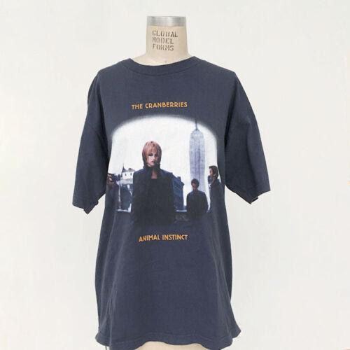 ⭕ 90s Vintage Cranberries shirt : pop punk sonic … - image 1
