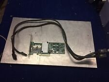 Raid Card LSI MR SAS 9260-8i PCI-e 2.0 MegaRAID 8-Port 6Gb/s - Cables Included