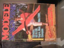 ** Modèle magazine n°406 LS 4 Rowing / OS FS 120 / Les Supra Robbe