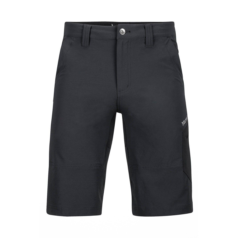 Marmot Limantour Short Men Softshellshorts für Herren schwarz Gr. W30