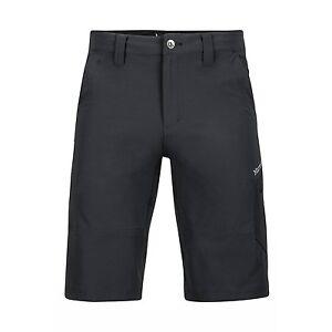 Marmot-Limantour-corto-Hombre-Pantalones-cortos-Softshell-para-hombre-negro