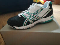 Women's Asics Gel-game Trainers