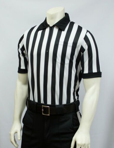 Factory Seconds Smitty 100 Football//Lacrosse Officials Shirt