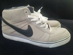 Details about Nike 6.0 Gray Mavrk High Tops Shoes Men's Size 13