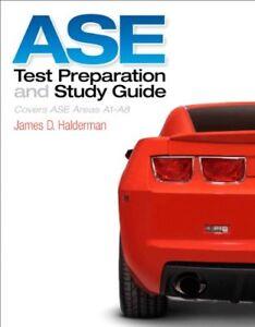 ase test prep books