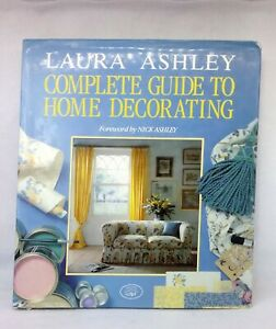 Laura-Ashley-Complete-Guide-to-Home-Decorating-by-Nick-Ashley-Hardcover-1990