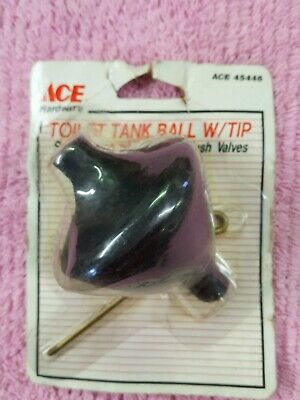 Part No 45446 by Ace TOILET TANK BALL WEIGHTED SELF-ALIGN W//LIFT WIRE