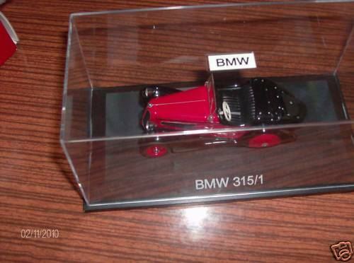 SCHUCO MOBILE TRADITION BMW 315 1 CLASSIC LINE  | Innovation