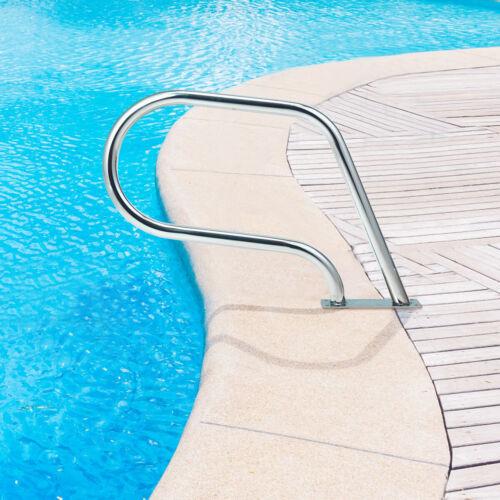 Swimming Pool Hand Rail Deck Pool Stair Rail Handle Handrail New