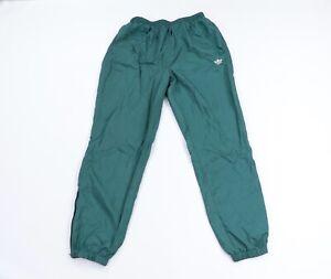 orientación detective Arriba  Vintage 90s Adidas para hombre XL Trébol explicar Forrado Chándal Jogger  Pants Pantalones Verde | eBay
