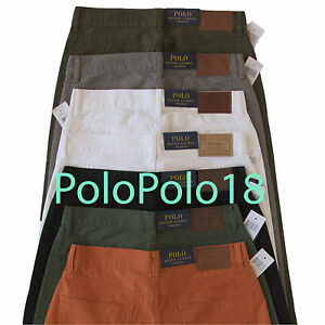 Chino 36 Pants 5 40 Straight 34 33 Nuovo 32 650 30 Pocket Lauren Polo Ralph 31 HwYBq6X