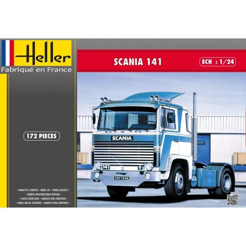 Heller 1 24 Scania 141